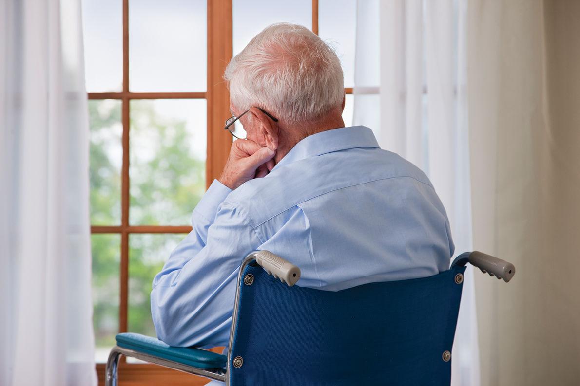 بیماری افسردگی در سالمندان